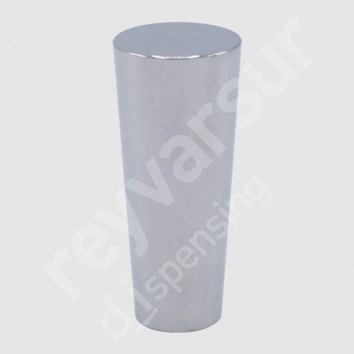 Mango de grifo acero inoxidable dispensador bebidas modelo Gamma. Reyvarsur, soluciones en dispensación bebidas embarriladas, cerveza, vino, sidra o agua.