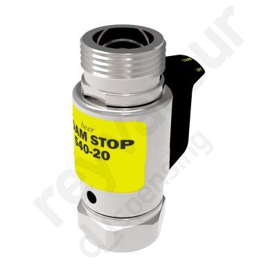 Detector de espuma para cabezal de cerveza Beer Foam Stop. Reyvarsur, soluciones en dispensación de bebidas, cerveza, vino, sidra, agua o soda.