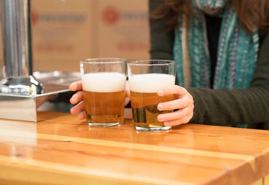 ¿Por qué la misma cerveza no sabe igual en todos sitios? La triada mágica