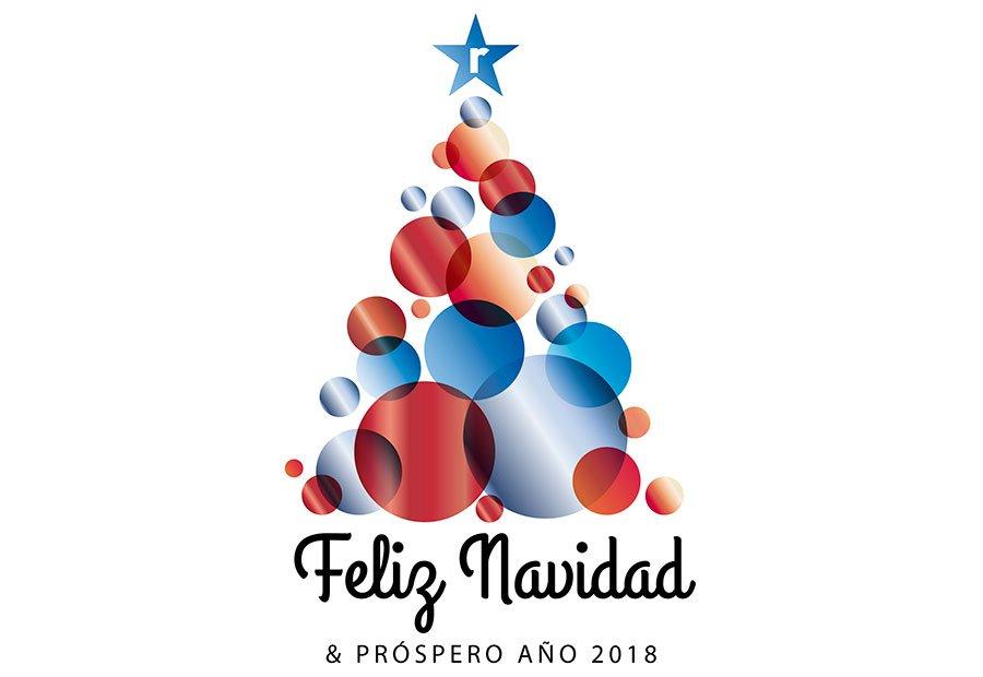 Reyvarsur os desea una Feliz Navidad y un próspero año 2018. Reyvarsur, soluciones para la dispensación de cerveza, vino, sidra, agua o soda.