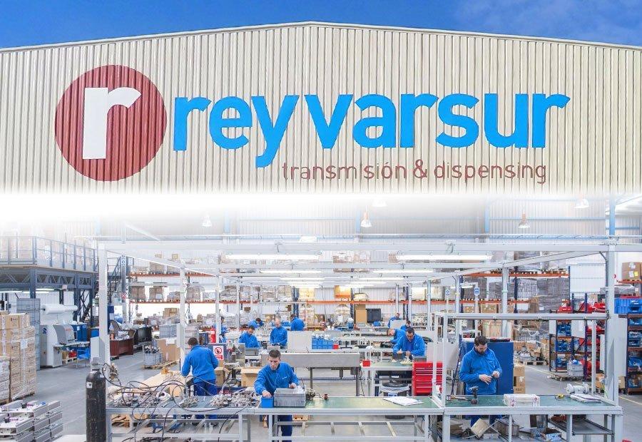 Te invitamos a conocer Reyvarsur desde dentro conoce nuestra fábrica. Reyvarsur, soluciones para la dispensación de cerveza, vino, sidra, agua o soda.