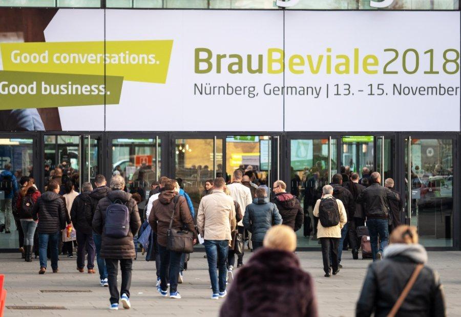 Reyvarsur una vez más presente en BrauBeviale 2018